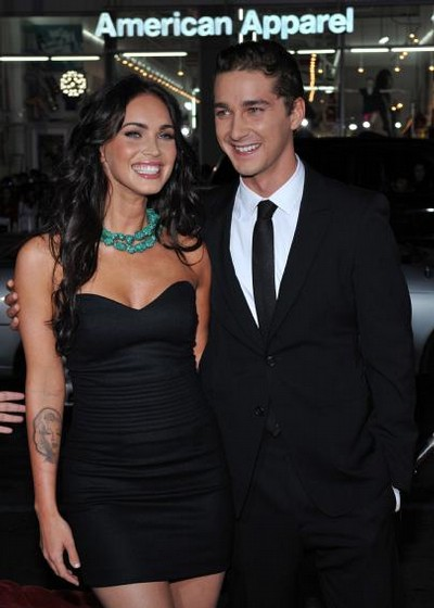 Megan Fox och Shia LaBeouf