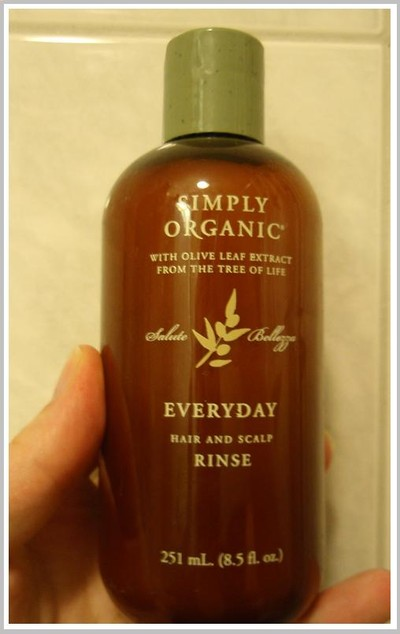Simply Organic - Everyday Rinse