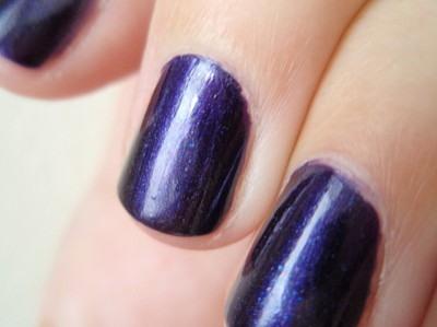 China Glaze - First class ticket