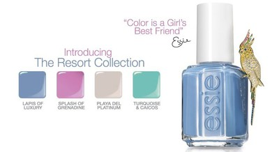Essie The Resort Collection