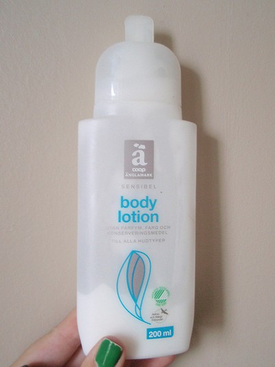 Änglamark Sensible - Body Lotion