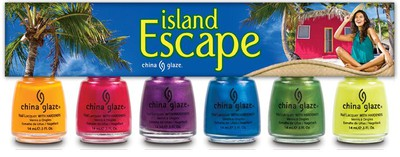 China Glaze - Island Escape