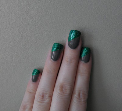 NOTD - 12/4-12 My dirty Topaz