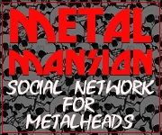 Metal Mansion - A social network by metalheads for metalheads.