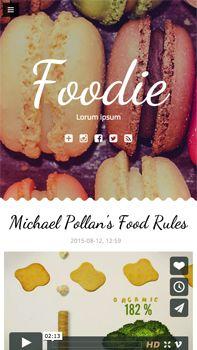 Foodie - phone