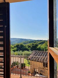 Florens i repris och vingården Terreno
