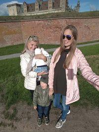 Riddare på Kronborg Slott