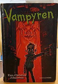 Barnbok: Axels monsterjakt - Vampyren