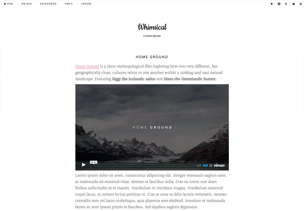 Whimsical-browser